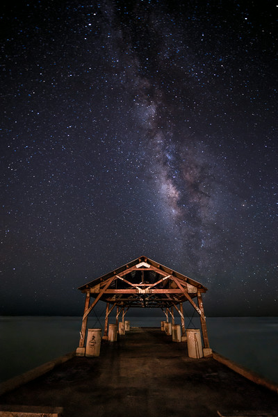 Milky Way Pier