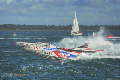 Cowes to Torquay 2011