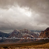 Calm Before The Storm<br /> Red Rock Canyon, Nevada