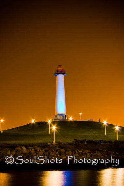 LIGHTHOUSE, LONG BEACH, CA