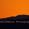 While Shooting Birds At Salton Sea The Sun Was Setting Behind The Mountains. I Took This Shot With My Canon 500mm f4 is and 1.4 tc On My 40D.