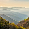 Great Smokey Mountains National Park.