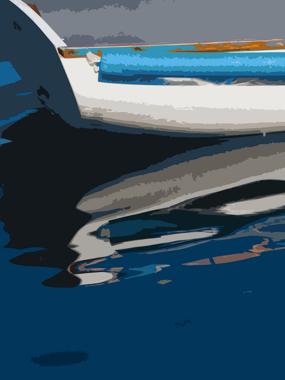 Painterly Dinghy