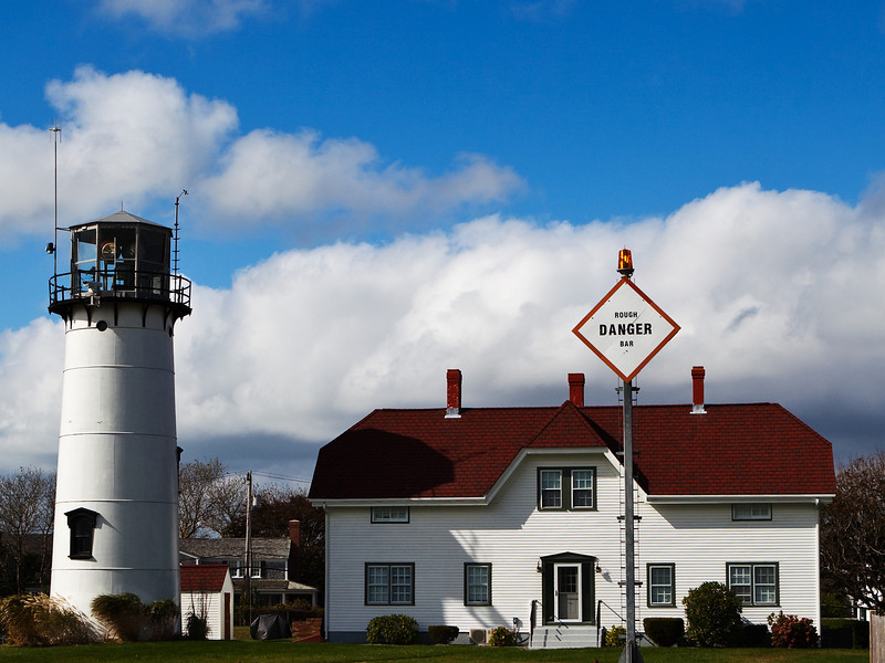 Chatham Harbor Light