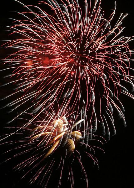 Fireworks Founder's Park