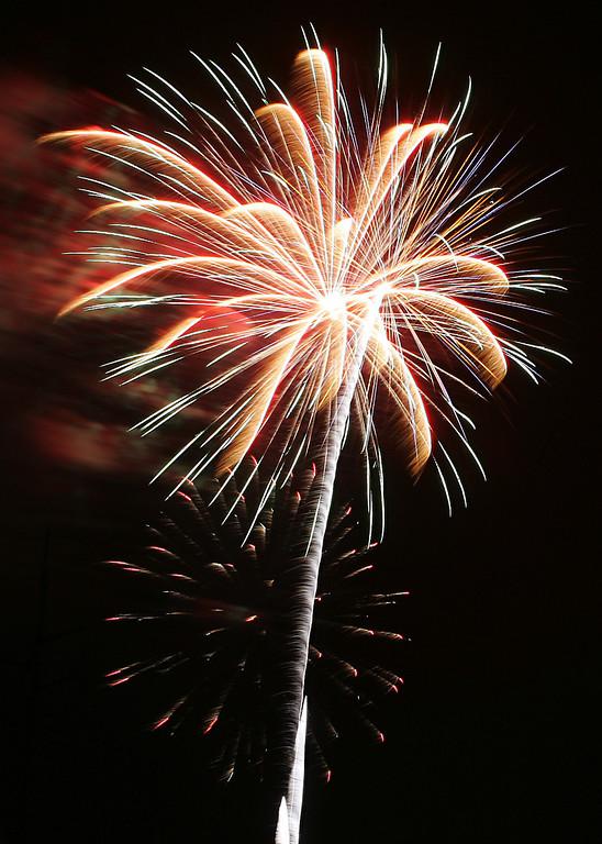 Founder's Park Fireworks II