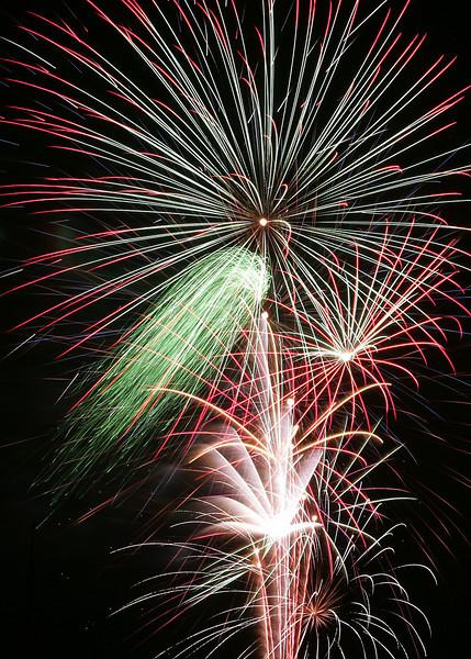 Founder's Park Fireworks