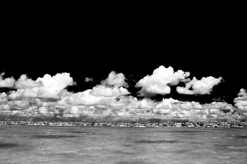 Florida Bay B/W Key Largo
