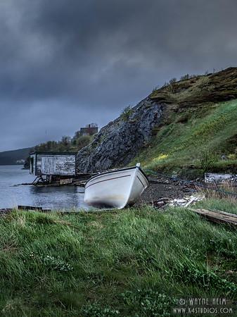 Beached   Photography by Wayne Heim