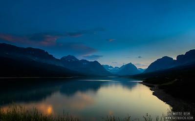 Evening Lake   Photography by Wayne Heim