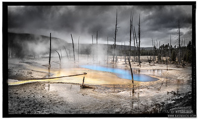 Yellowstone Hotspots   Photography by Wayne Heim