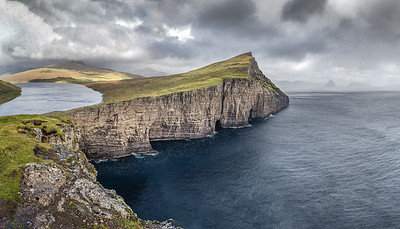 Coast of Faroe 3   Photography by Wayne Heim