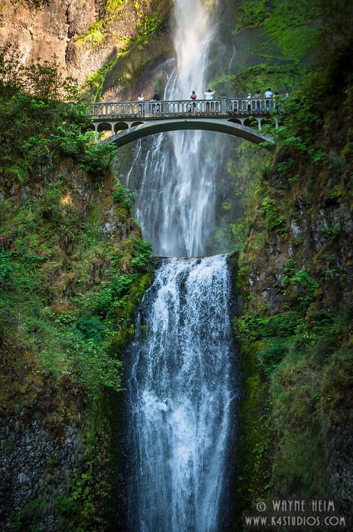 Falls Bridge    Photography by Wayne Heim