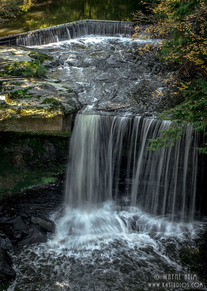 Waterfalls in Mill Creek   Photography by Wayne Heim