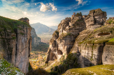 Meteora - High Up Above || Greece