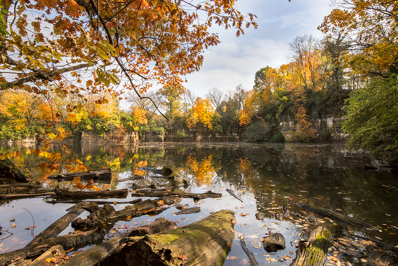 Autumn Quarry, Louisville, KY