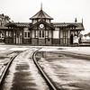 RailRoad Station St Valery