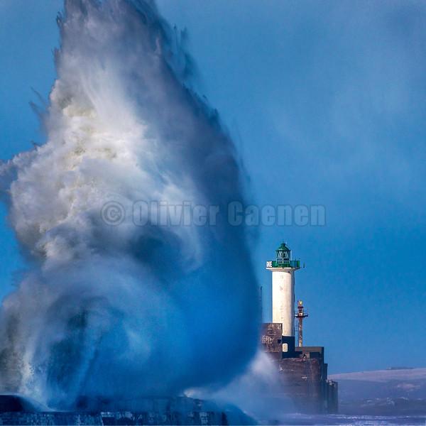 Tempête du 10032019 sur la côte d'opale © 2019 Olivier Caenen, tous droits reserves