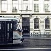 Tramway Bruxelles Rue de la rŽgence
