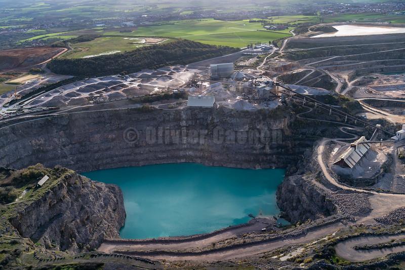 La Côte d'Opale vue du Ciel © 2017 Olivier Caenen, tous droits reserves