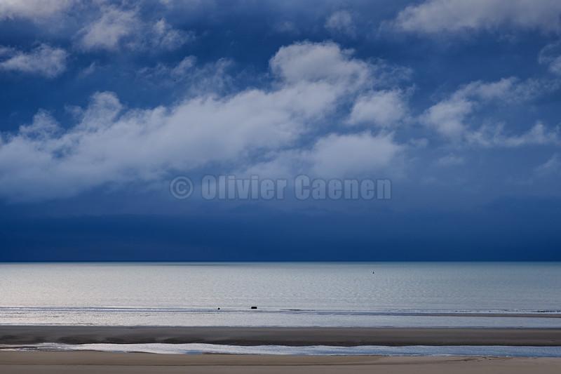 Front de Mer entre deux grains © 2020 Olivier Caenen, tous droits reserves