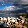 Orage sur la base Nord © Olivier Caenen, tous droits reserves