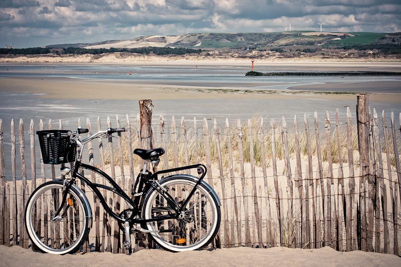 Balade à Vélo en Baie de Canche © Olivier Caenen 2016, tous droits reserves