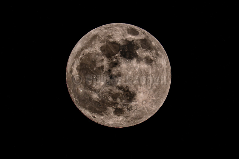Full Moon © 2019 Olivier Caenen, tous droits reserves