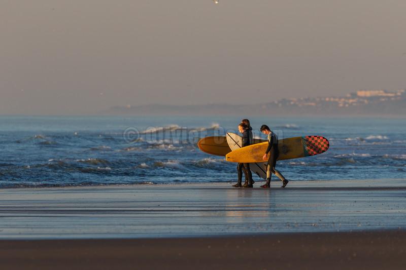 sunset surf© 2019 Olivier Caenen, tous droits reserves