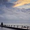 Kite-Surf sous l'Orage