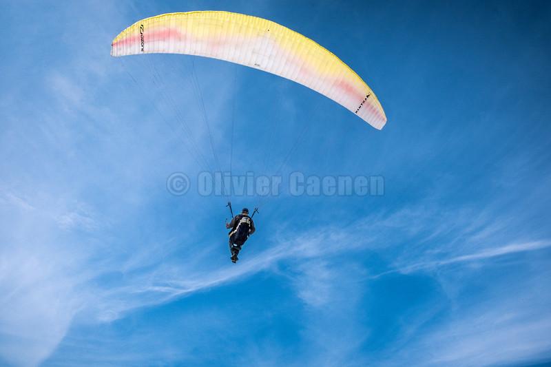 Parapente © 2020 Olivier Caenen, tous droits reserves