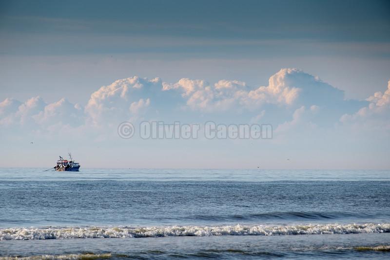 Bateaux sur l'eau © Olivier Caenen, tous droits reserves