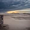 Tempête Hivernale sur le Touquet