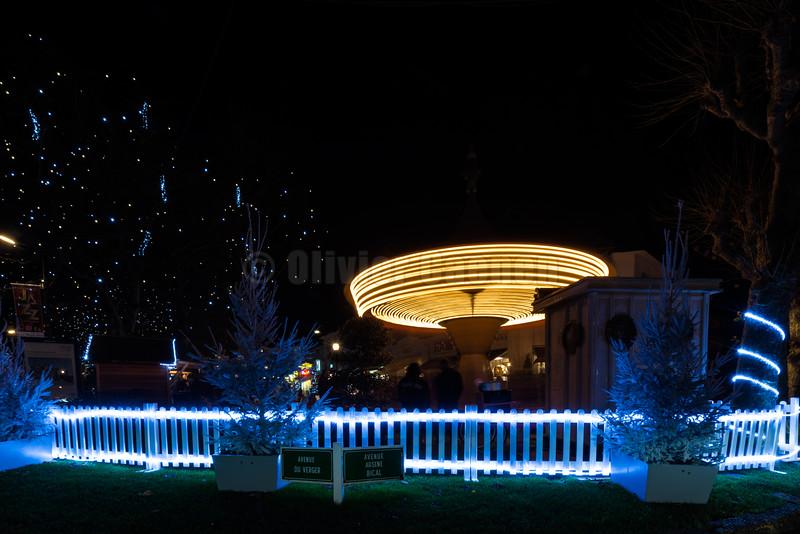 Christmas Lights Le Touquet 2015