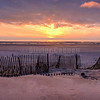 Le Touquet Sunset © 2017 Olivier Caenen, tous droits reserves