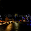Christmas lightsBerck-Merlimont© 2016 Olivier Caenen, tous droits reserves