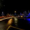 Christmas lightsBerck-Merlimont© 2016 Olivier Caenen, tous droits reserves
