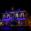 Christmas lights Etaples© 2016 Olivier Caenen, tous droits reserves