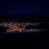 Stella-Plage Nightscape from the sky © 2016 Olivier Caenen, tous droits reserves