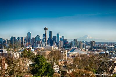 Sunny Seattle Sunday