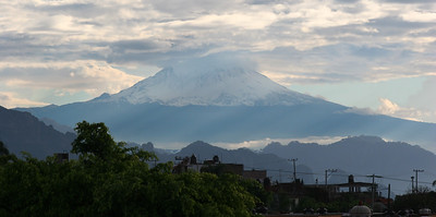 Popocatepetl Volcano - 2 (Mexico)