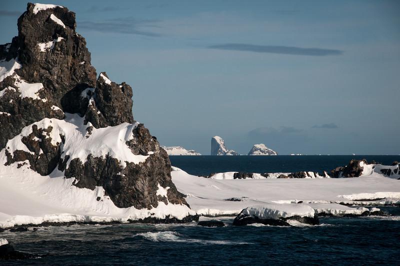 Half-Moon Island Bay -- South Shetland Islands