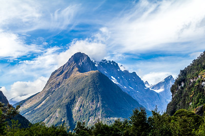 The grandeur of New Zealand