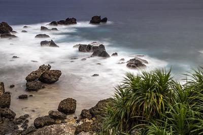 A Broken Shoreline