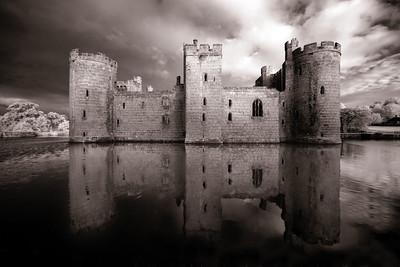 Bodiam Castle, Sussex UK