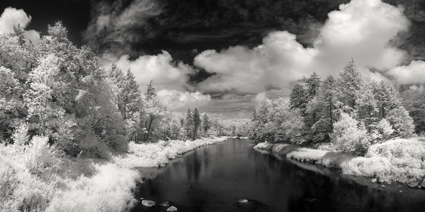 South Branch, Moose River, Infrared #2
