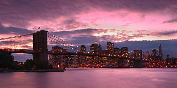 Downtown Manhattan Skyline #1