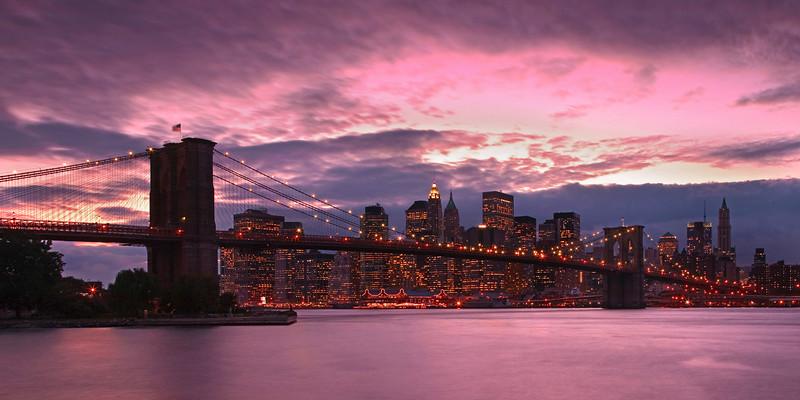 Downtown Manhattan Skyline #1