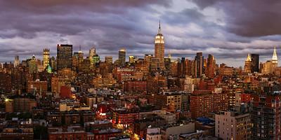 Manhattan from Chelsea