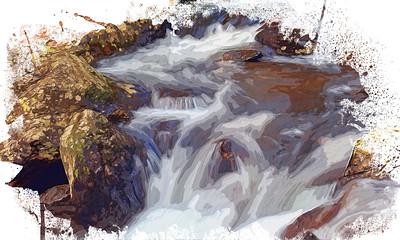 Rushing Waters # 2